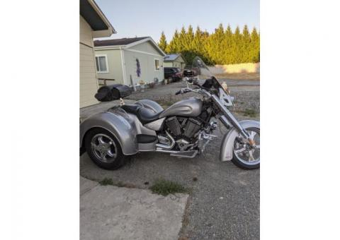 2007 Victory King Pin Trike