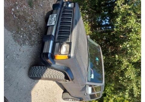 94 Jeep Cherokee